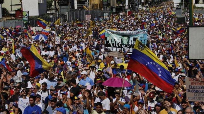 Resultado de imagen para 'México podría evitar derramamiento de sangre en Venezuela'