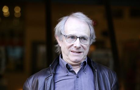 El director de cine británico Ken Loach, en una imagen de archivo, en Madrid.