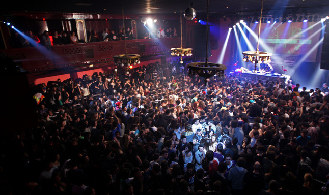 Nochevieja 2013 Barcelona