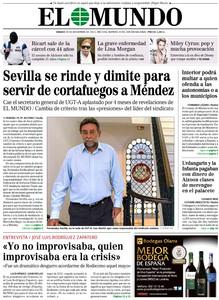 El Mundo, 30-11-2013.