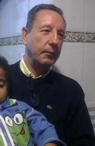 Antonio Crespo, en una foto facilitada por su familia.