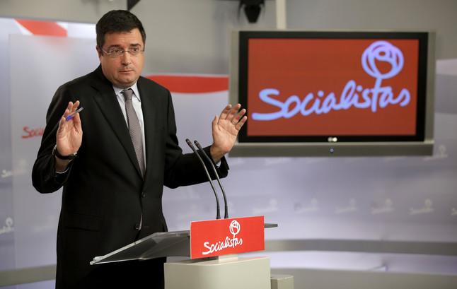 """El PSOE, a Podemos: """"El tiempo de las ofertas se ha acabado. Iglesias no es de fiar"""""""