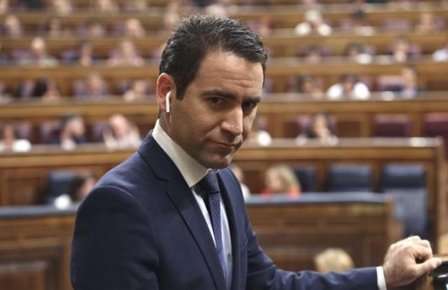 """García-Egea defiende el pacto con Vox y dice que """"seguro"""" que el PP lo repetiría a nivel nacional para echar a Sánchez"""