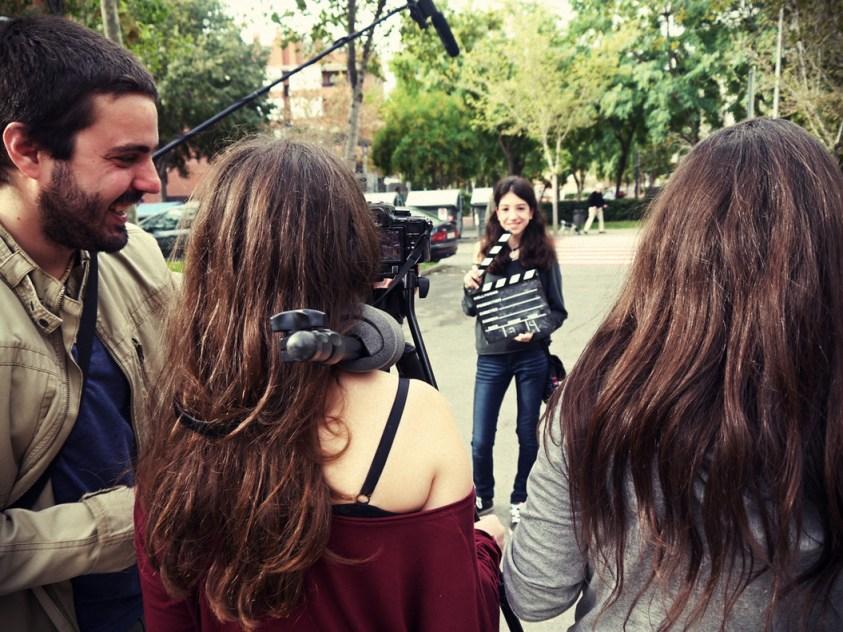 Esplugues participa en el primer festival de cine joven para la transformación social
