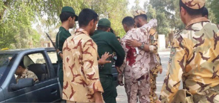 Resultado de imagen para ataque a iran desfile militar