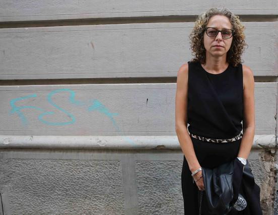 """Ester Quintana: """"Ninguna cifra puede pagar lo que los Mossos nos hicieron"""""""