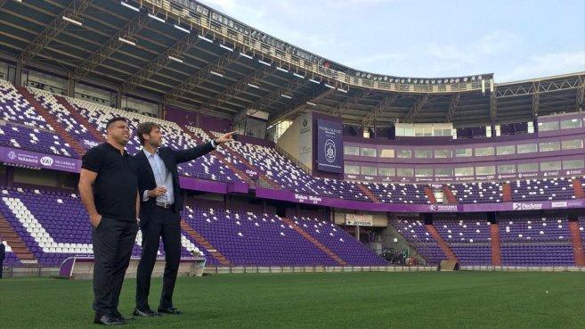 Resultado de imagen de Ronaldo Valladolid