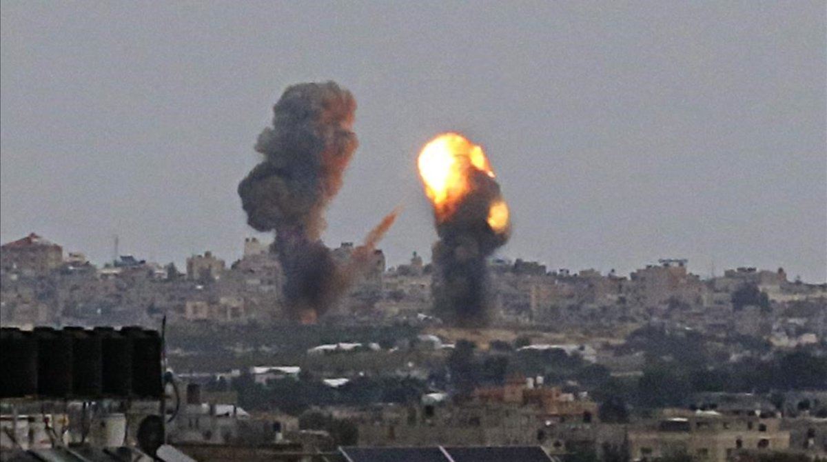 New wave of attacks between Israel and Palestinians in Gaza