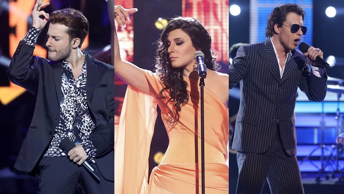 Blas Cantó a Eurovisión: estas fueron sus mejores actuaciones en ...