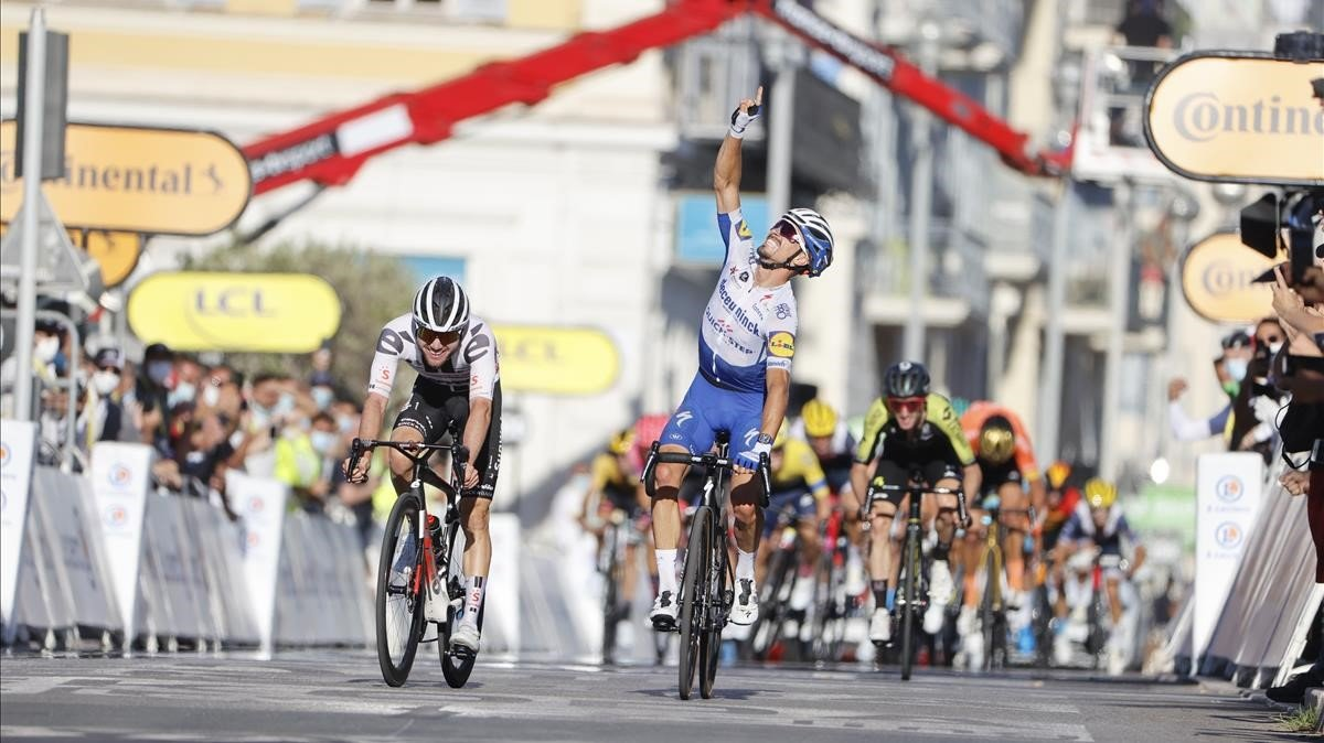 Alaphilippe Triumphs And France Enjoys Archyde