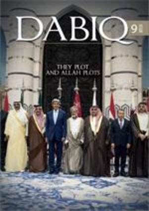 Último número de 'Dabiq', la revista del Estado Islámico.
