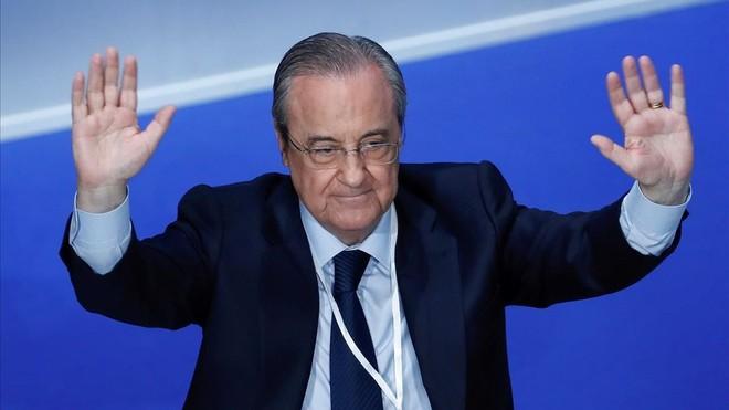 El Reial Madrid guanya un plet de 18,4 milions d'euros a la Comissió Europea