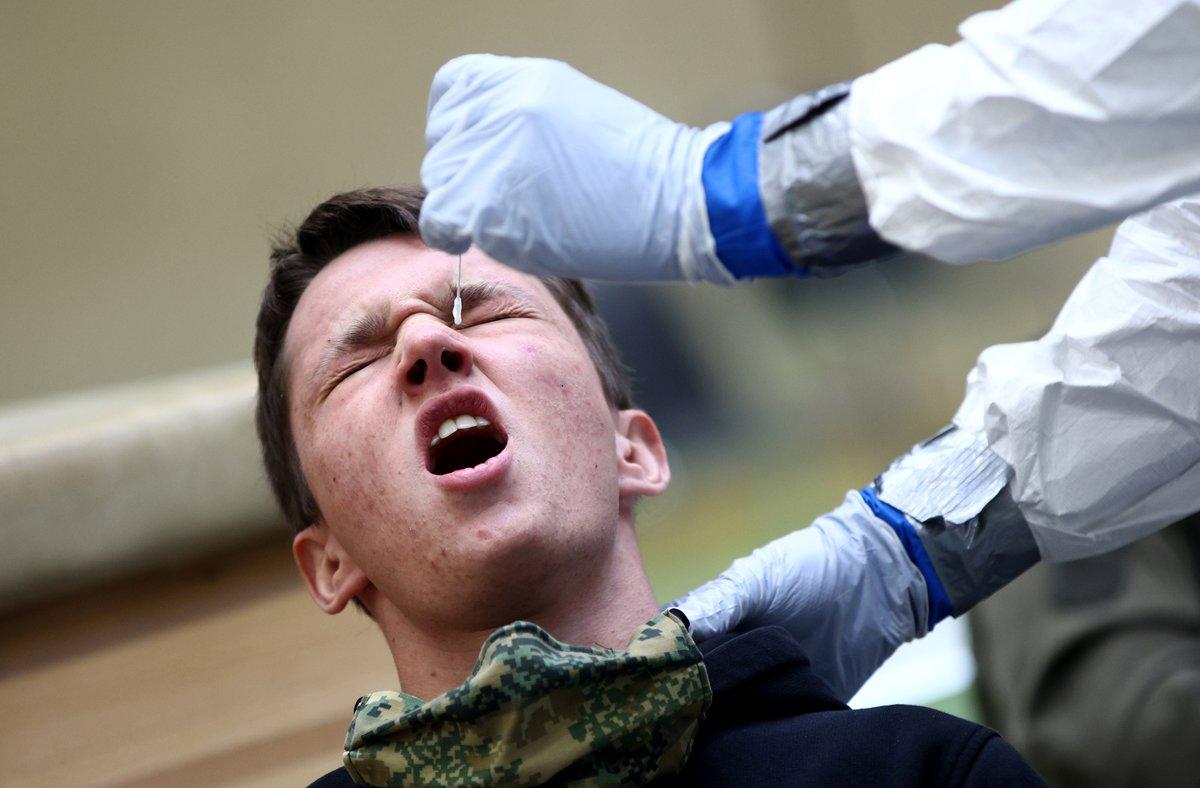 Según científicos el virus llega al cerebro por la nariz