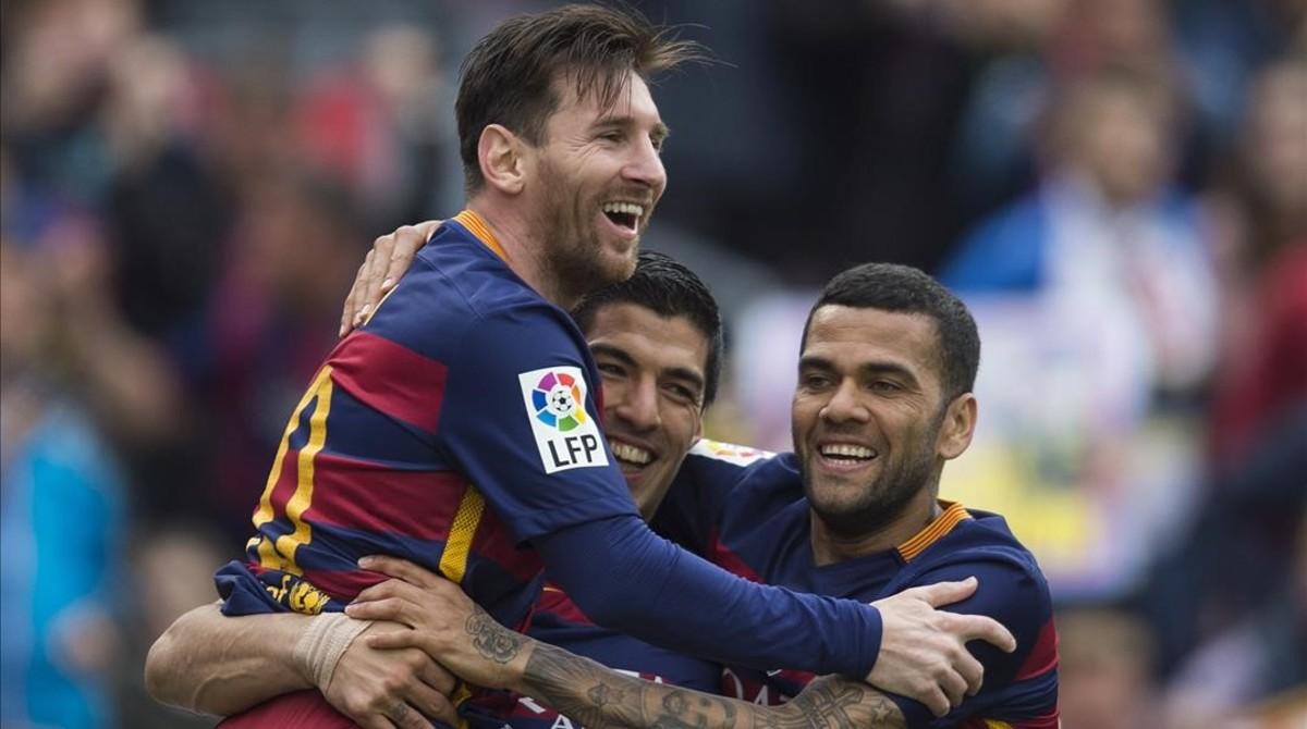 Messi sí quiere la Liga
