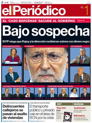 ELPERIÓDICO, 1-2-2013.