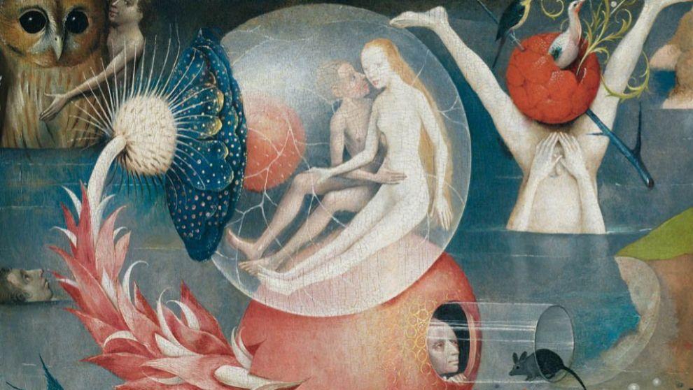 Image result for el jardin de las delicias detalles