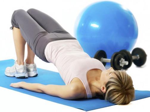 ejercicio para gluteos