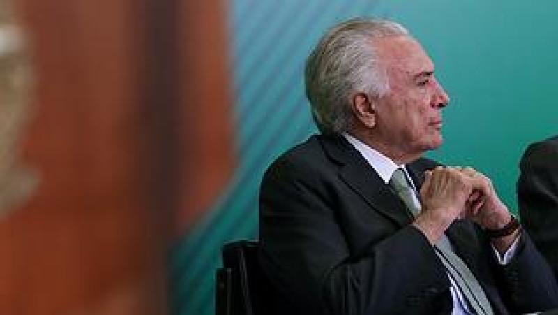 Presidente Michel Temer FOTO: Marcos Corrêa/PR (Crédito: )