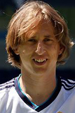 Состав Реал Мадрид 2013-2014 Модрич Luka Modric Полузащитник Номер 19