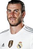Состав реал Мадрид 2016-2017 Гарет Бейл Gareth Bale Нападающий Номер 11