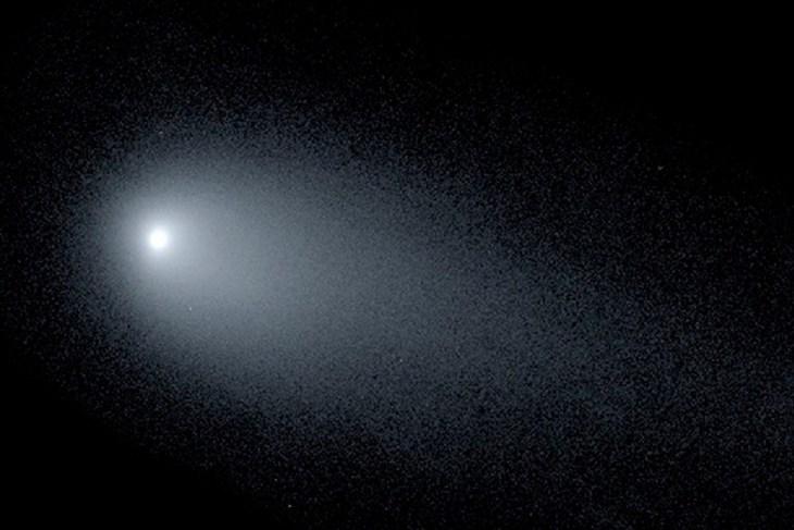 El primer cometa que nos visita desde fuera del sistema solar, el Borisov