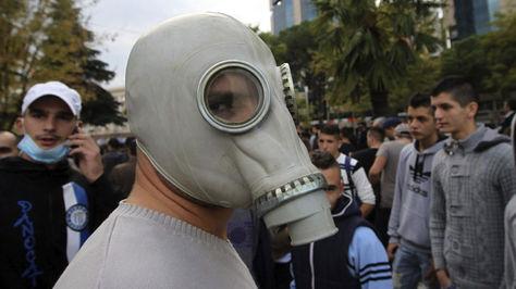 Es lamentable, pero aún suceden ataques químicos en algunos lugares del mundo, como Siria.