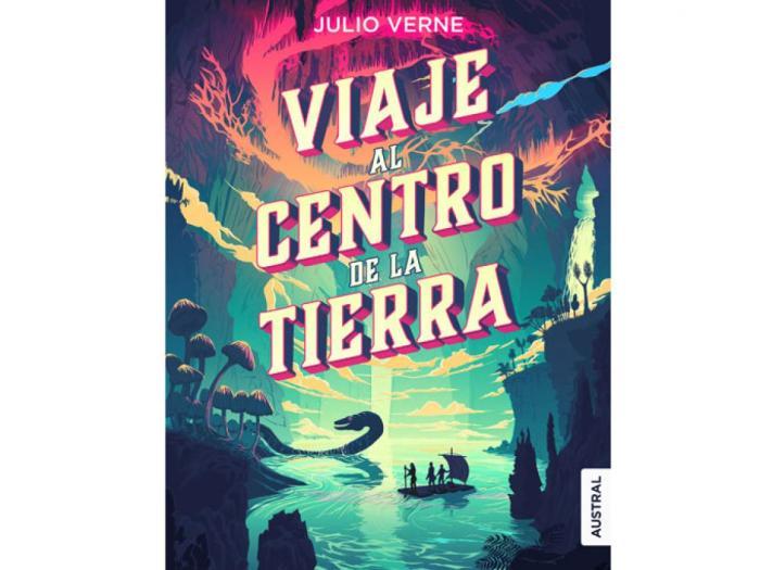 Libros para adolescentes: Viaje al Centro de la Tierra