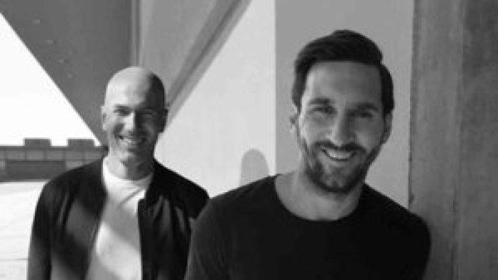 Messi y Zidane son algunas de las estrellas de la campaña
