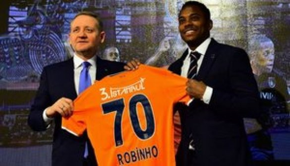 Image result for istanbul basaksehir robinho
