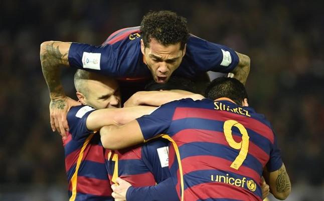 El 1x1 del River Plate-FC Barcelona
