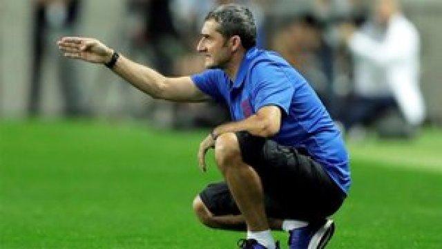 Valverde, durante el partido ante el Kobe