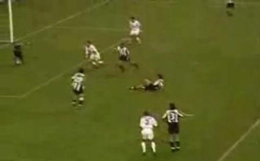 Mijatovic logró en fuera de juego el único gol ante la Juve en la final de 1998