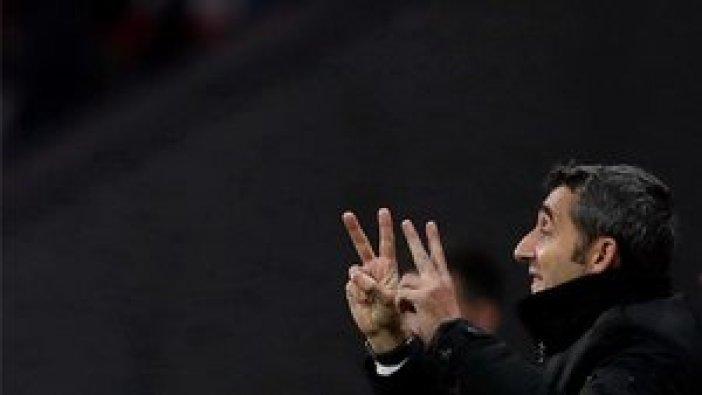 Ernesto Valverde tiene varios contratiempos