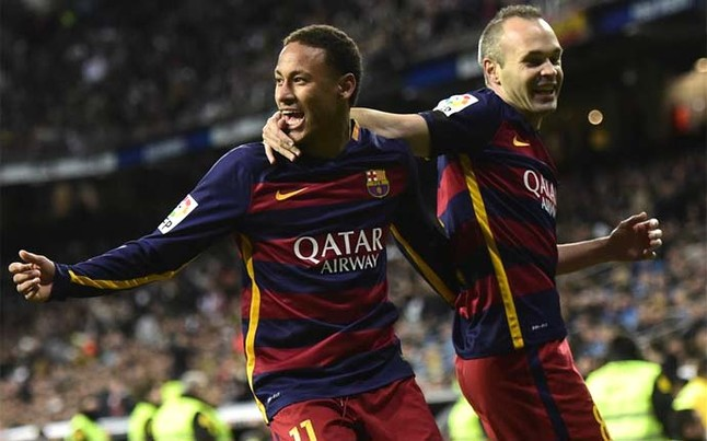 Barca humiliates a ridiculous Madrid
