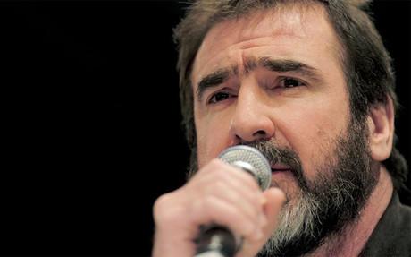 Cantona elogió el fútbol base azulgrana