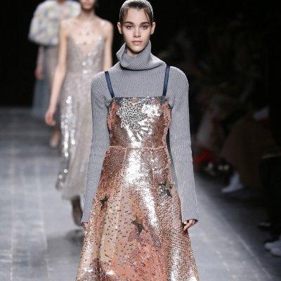 Resultado de imagen de lurex pasarelas moda otoño invierno 2016 2017