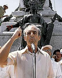 Ignacio Ellacuría, poco antes de ser asesinado. | G. Sánchez