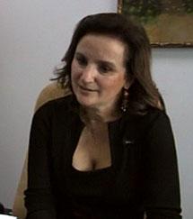 Concepción Rodríguez, juez de menores.