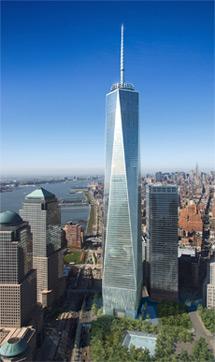 La conclusión de la torre está prevista en 2013.
