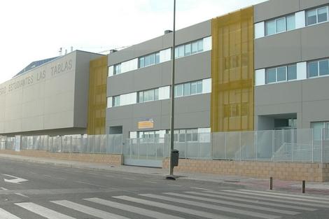 colegio Estudiantes de Las Tablas. | lastablasdigital.es