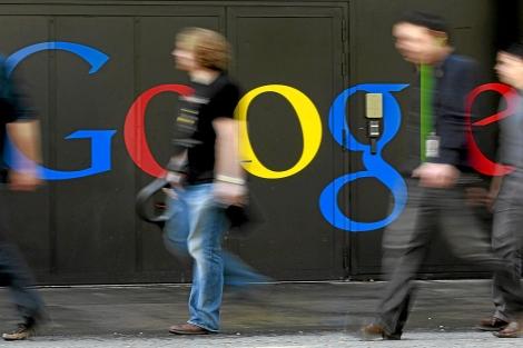 El edificio de Google en Zurich.| Reuters/Arnd Wiegmann
