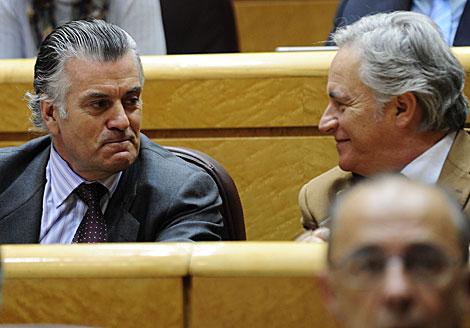 Cuando aún era senador, en 2010. | Bernardo Díaz