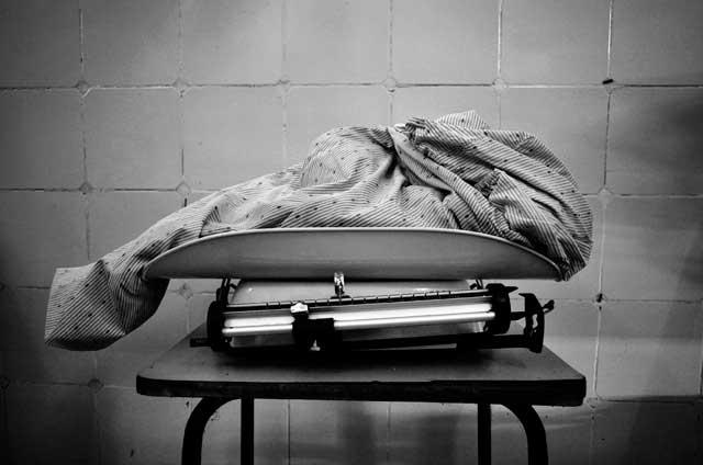 El peso de su alma. | Pep Bonet/NOOR