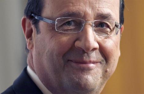 El presidente francés, François Hollande. | Afp