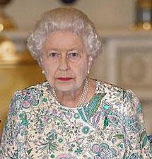 La reina Isabel II. | Efe