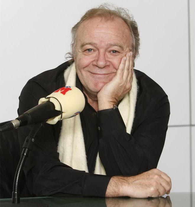 Juan Manuel Gonzalo en su presentación con Radio Marca