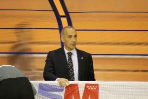 Quim Paüls, seleccionador nacional y director técnico de la RFEP. Luis Velasco