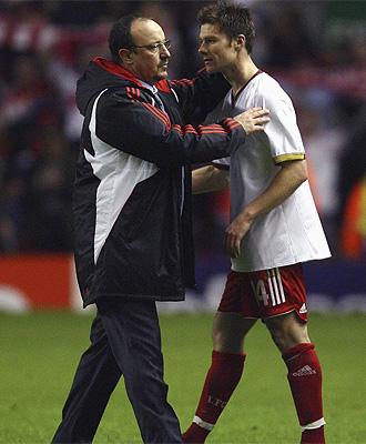 Rafa Benítez es uno de los principales impedimentos para la marcha de Alonso al Madrid