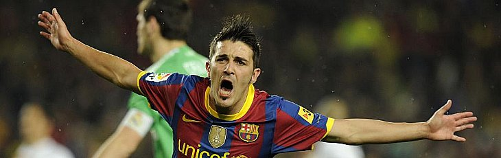 Barcelona 5-0 Real Madrid
