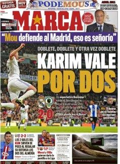 Revista: Marca 2011-03-13